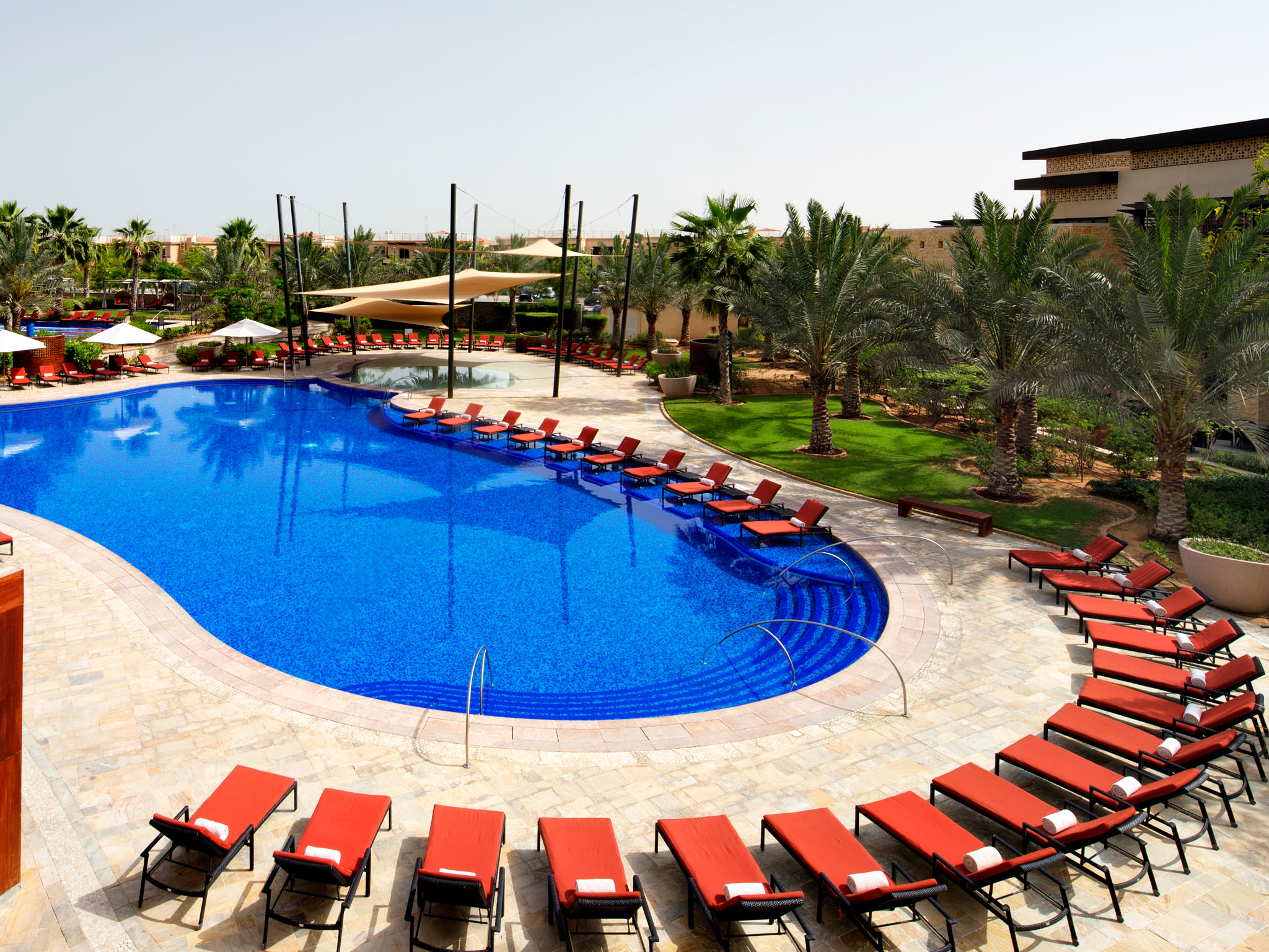 The Westin Abu Dhabi Golf Resort